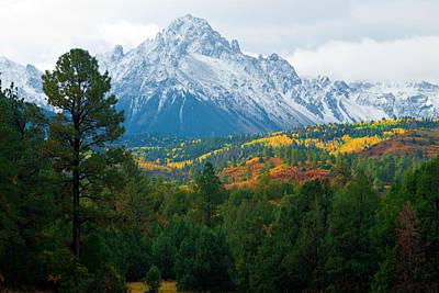 Majestic Mt. Sneffels Poster