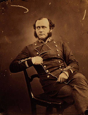 Major General Charles Ashe Sic Windham Poster