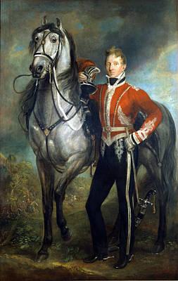 Major George Cunningham C.1820 Poster