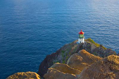 Makapuu Point Lighthouse Poster