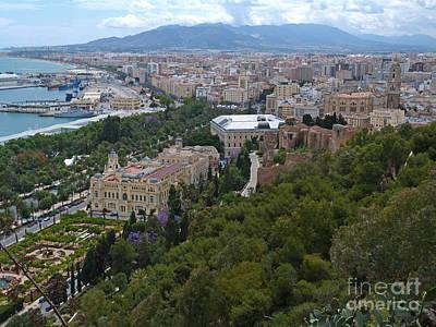 Malaga - Andalucia - Spain Poster