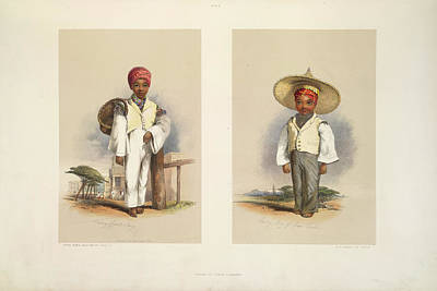 Malay Boys Poster by British Library