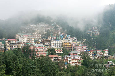 Maleod Ganj Of Dharamsala Poster