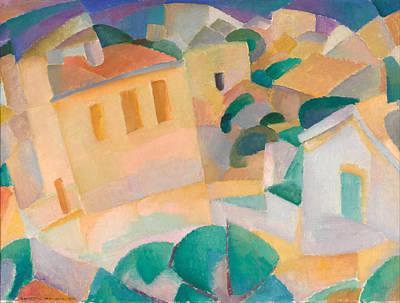 Mallorca Terreno Poster