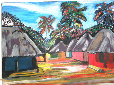 Mamboima The Tamarinds Village Poster