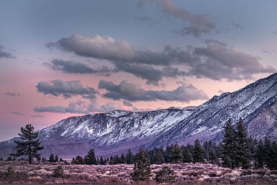 Mammoth Mountain Near Mammoth Lakes Poster