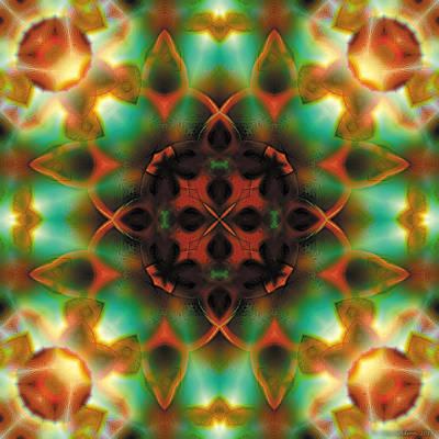 Mandala 132 Poster