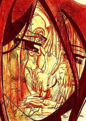 Manga Despair Poster