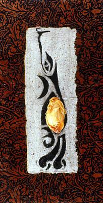 Mango Seed Tribe Poster by Amy Vialpando