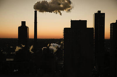 Manhattan Dawn View - 2015 Poster