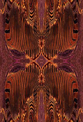 Manifesting Mirage 2014 Poster by James Warren