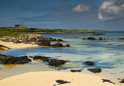 Mannin Bay Ireland Poster