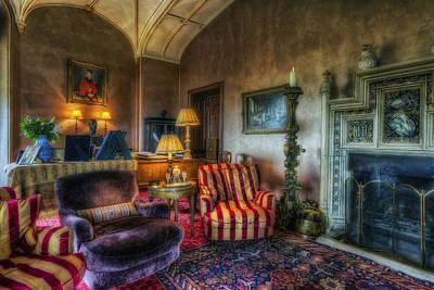 Mansion Lounge Poster