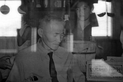 Manzanar-kitchen Worker  Poster by Harold E McCray