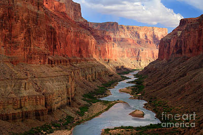Marble Canyon - April Poster by Inge Johnsson