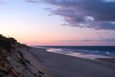 Marconi Beach At Dusk Poster