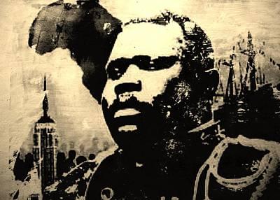 Marcus Garvey Poster by Robert Cunningham
