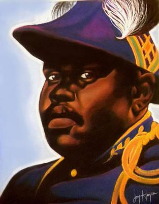 Marcus Mosiah Garvey Poster by Joyce Hayes