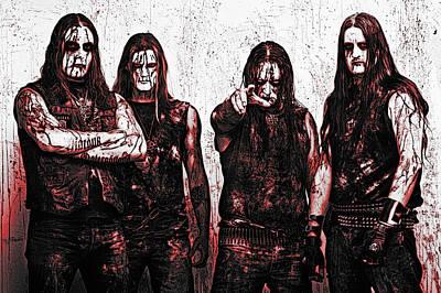Marduk Poster by VRL Art