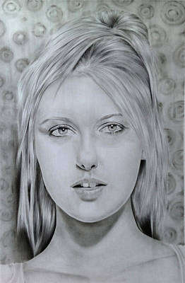 Maria Sharapova Poster by Kamanita Klinjuy