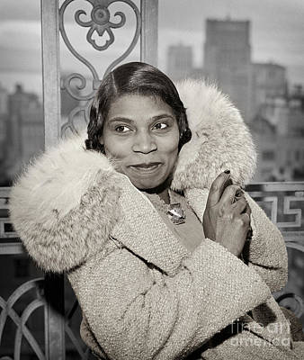 Marian Anderson 1941 Poster