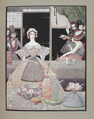 Marie Roget Poster by British Library