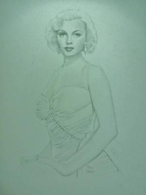 Marilyn Monroe 2 Poster