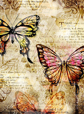 Mariposa Equinox Poster