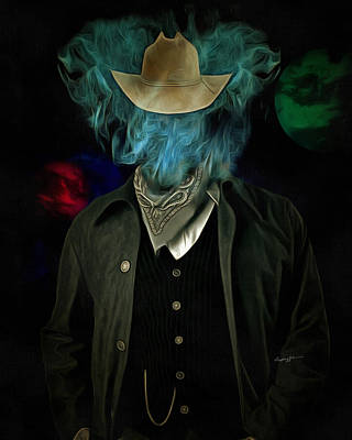 Marlboro Man Poster by Anthony Caruso