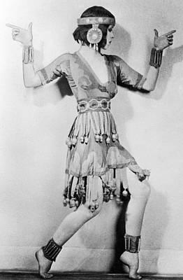 Martha Graham (1894-1991) Poster by Granger