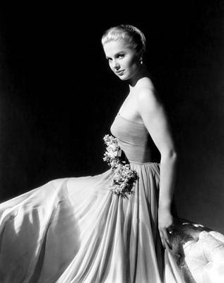 Martha Hyer, Ca. Mid-1950s Poster by Everett