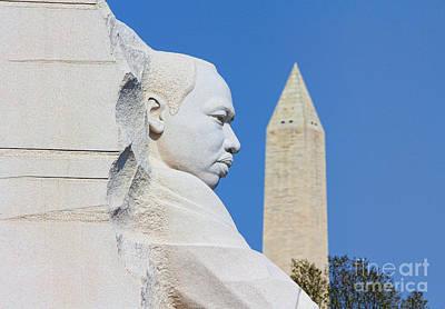 Martin Luther King Jr Memorial 1099 Poster