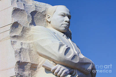 Martin Luther King Memorial 1106 Poster