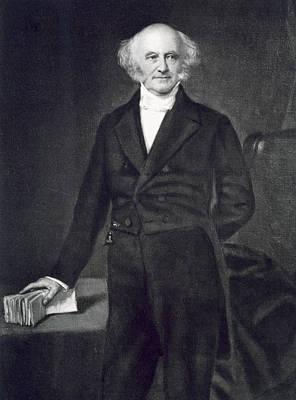 Martin Van Buren Poster