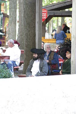 Maryland Renaissance Festival - People - 121220 Poster by DC Photographer