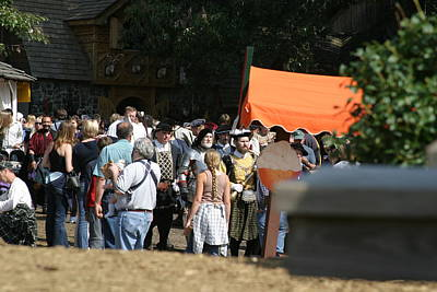 Maryland Renaissance Festival - People - 121263 Poster by DC Photographer