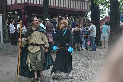 Maryland Renaissance Festival - People - 121298 Poster by DC Photographer
