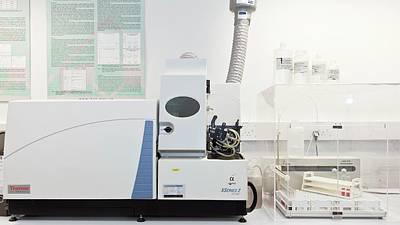 Mass Spectroscopy System Poster