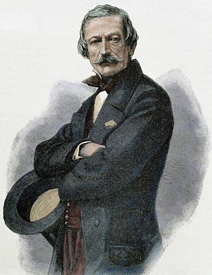 Massimo Taparelli Azeglio, Marquis D ' Poster by Prisma Archivo