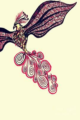 Masterpiece Of Bird Poster by Ayush Tiwari