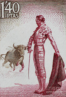 Matador 2 Poster by Andy Prendy