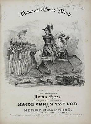Matamoras Grand March Poster