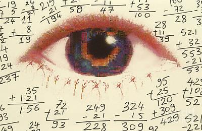 Mathematics Poster by Novastock