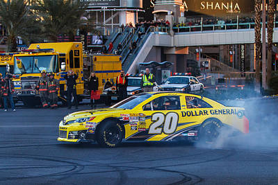 Matt Kenseth Poster