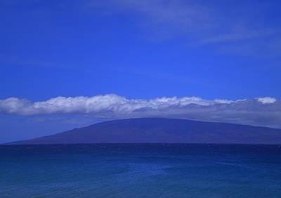 Maui Island View Poster