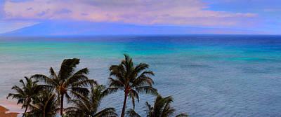 Maui Panorama Poster