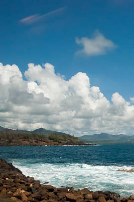 Maui Sea And Surf Poster
