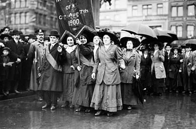 May Day Parade, 1909 Poster