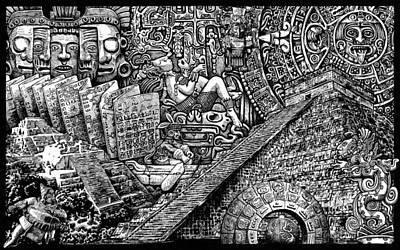 Mayannual Poster by Matthew Ridgway