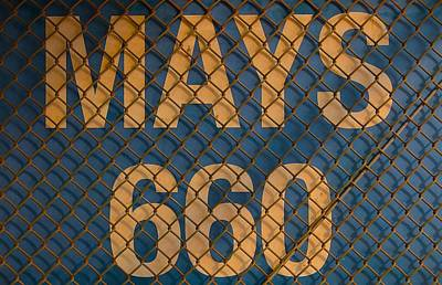 Mays 660 Poster by Michael Blesius